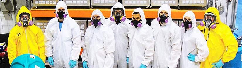 Guantes, EPI Y Concienciación Sobre Peligros Biológicos