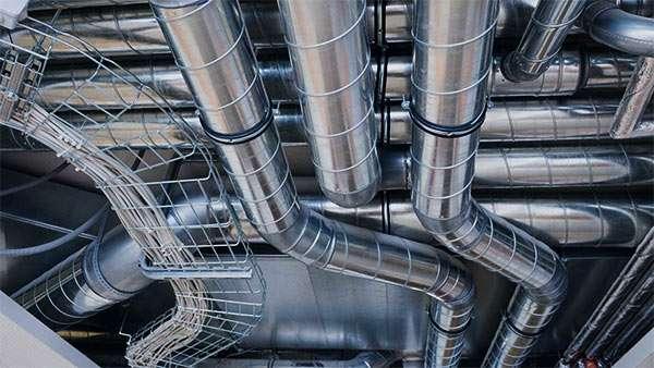 limpieza de conductos de aire acondicionado en industrias